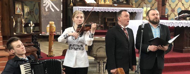 Liturgia może byćjeszcze bogatsza – zespół z Tarnopola