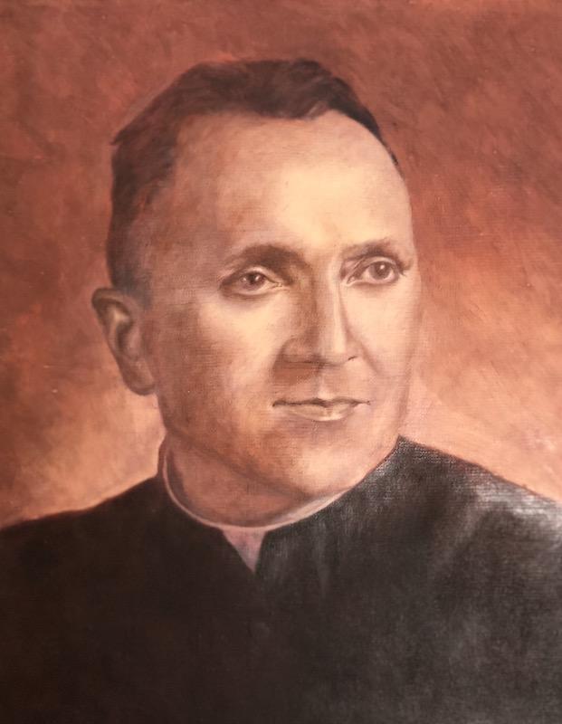 ks. Eugeniusz Ciszewski 1950